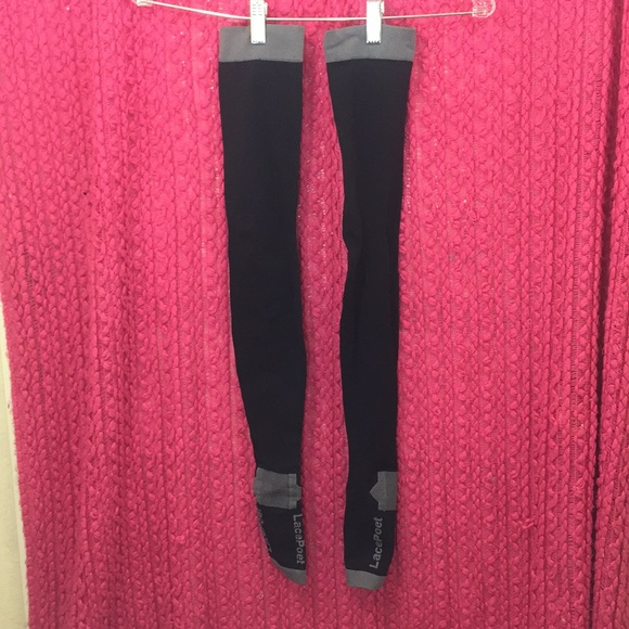 d3e48ce6b Lace Poet Yoga Compression Stockings Open Toe NWOT.  M_5c74b1c2f63eea2daec855e5